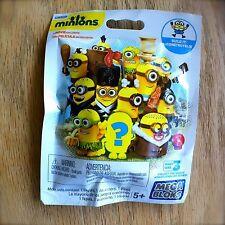MEGA BLOKS Minions BLIND PACKS SERIES 3 (III) Despicable Me Factory Sealed Bag