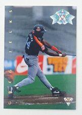1994 Futera ABL Australian Baseball All Stars Insert Card #124 Greg Jelks