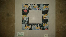 Angel frame hand painted needle point canvas Cooper oaks design