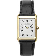 Michel Herbelin 17468-P08 Men's Esprit Art Deco Strap Wristwatch