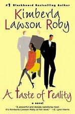 A Taste of Reality Roby, Kimberla Lawson Paperback