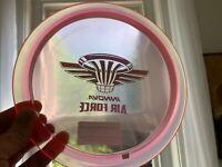 (Feedmore Donation) Disc Golf Innova First Run Thunderbird Air Force PDGA Ice