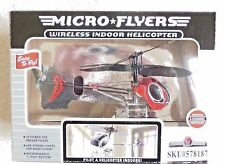 MICRO WIRELESS FLYING HELICOPTER !