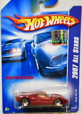 HOT WHEELS 2007 ALL STARS FORD GT-40 RED FACTORY SEALED