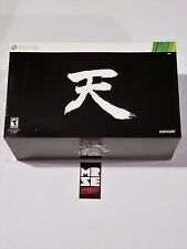 Street Fighter 25th Anniversary Collector's Set for Xbox 360 New and Sealed