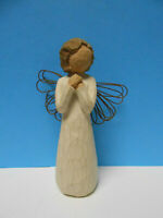 """Willow Tree """"Angel of Wishes"""" Collectible Figurine Susan Lordi 2000 NO BOX"""