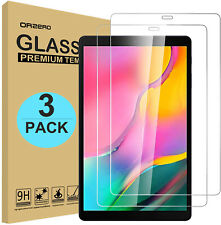 3-Pack Tempered Glass Screen Protector For Samsung Galaxy Tab A 10.1 T580 T585