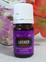 Young Living LAVENDER 5ml Essential Oil New Unopened SEALED Free shipping
