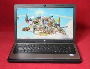 "HP 630 LAPTOP INTEL CORE i3 2.3GHZ 8GB RAM 256GB SSD WEBCAM HDMI 15.6"" LCD DVDRW"