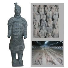 Chinese Terracotta Warrior Statue Qin Dynasty Replica 37cm NEW (STAC1)