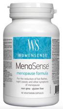 Natural Factors - WomenSense MenoSense (Menopause Formula) - 90 Capsules