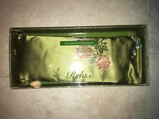 Bath & Body Works Eucalyptus Spearmint Aromatherapy Comforting Eye Pillow New