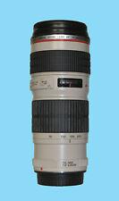 Canon EF 70-200 F/4 L USM lens
