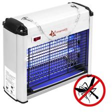 Matamoscas y mosquitos eléctrico Lámpara mata insectos voladores y moscas 12