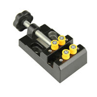 Watch Bench Table Vise Vice Clamp Holder Non Scratching Repair Tools Case