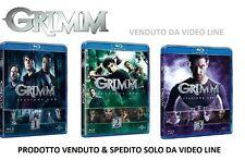 Blu Ray GRIMM - Stagione 1-2-3 (Box 18 Dischi) .....NUOVO