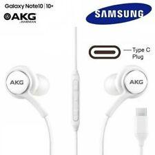 Original Samsung Galaxy Note 10+ Plus 5G AKG Earphones Headset Stereo Handsfree