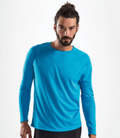 SOL'S Sporty Long Sleeve Performance T-Shirt