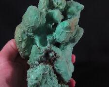 Very rare West Australian chrysoprase nodule mineral specimen
