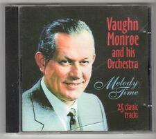 (GL699) Vaughn Monroe & His Orchestra, Melody Time - 1999 CD