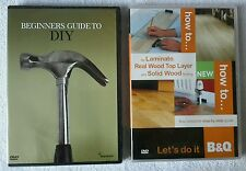 Beginners Guide To DIY DVD + B & Q: How To Lay Laminate Real Wood Top Layer DVD
