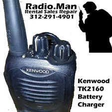 Kenwood TK-2160 with Charger VHF 16 CHANNEL 5 WATTS - BPR40 CP185 CP200 MURS