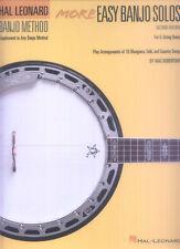 More Easy Banjo Solos Songbook Tab Tabulatur