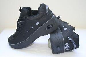 Jays - Schuhe mit Rollen Rollschuh in schwarz