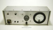 Custom Variac with Meter and Aluminum Chassis / 0-150 V -- KT