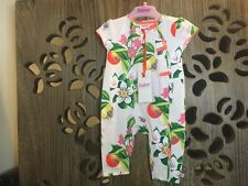 Ted Baker Girls' Floral Babygrows & Playsuits (0-24 Months)