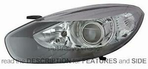 LHD Headlight Renault Fluence From 2013 Right 260107517R
