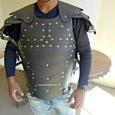 Viking Leather Medieval Muscle Armor Collectible Wearable Heavy Armour