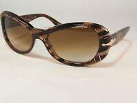 Persol 2950 S 907/51 Crystal Gauze Brown Crystal Brown Gradient Sunglasses 53 17