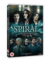 SPIRAL - COMPLETE SEASON 6 Caroline Proust, Audrey Fleurot NEW SEALED UK R2 DVD