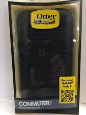 Otterbox Commuter Shell Case For Samsung Galaxy Note 2 - II - Black - OEM NEW
