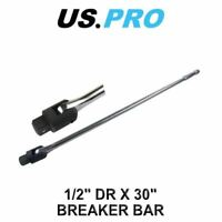 "US PRO 1/2 dr Power Breaker Bar 30"" 2094"