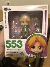 Good Smile The Legend of Zelda Majora's Mask Link 3D Version Nendoroid 553 New