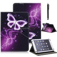 For iPad 2 3 4 iPad Air iPad Mini Universal Vague Print Leather Stand Case Cover