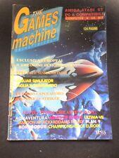 THE GAMES MACHINE 43  Giugno 1992 no zzap ULTIMA VII ASHES OF EMPIRE ADDAMS