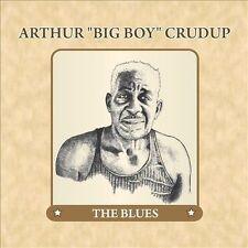 CRUDUP,ARTHUR BIG B-THE BLUES  CD NEW