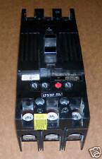 O GE General Electric 125 Amp Circuit Breaker   TFJ236125