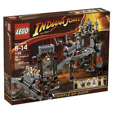 LEGO INDIANA JONES 7199 THE TEMPLE OF DOOM | BRAND NEW SCARCE TOYS