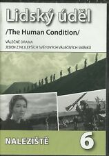 The Human Condition I-III 6-dvd Japan WW2 classic English subtitles sealed set