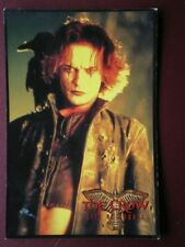 POSTCARD ADVERT FILM POSTER THE CROW - CITY OF ANGELS  CROW RETURNS B30