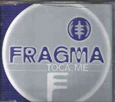 Fragma-Toca Me cd maxi single