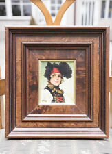 Ölgemälde Gemälde Frau Damenportrait Dachau Dachauer Tracht signiert Portrait