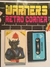 Spectrum ZX Sinclair Hércules Retro Juego en Caja