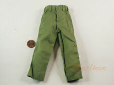 1:6 Action Figure US Military Army Soldier Clothes Green Pants Trousers DA191