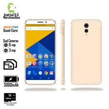 "4G LTE Unlocked Android 6 SmartPhone (5.6"" QHD + 4Core + DualSIM + 32gb microSD)"