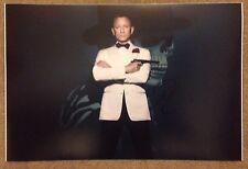 Daniel Craig Genuine Hand Signed 12X18 PHOTO POSTER SPECTRE JAMES BOND (B)